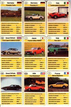 Top Trumps Single Card Arsenal Football Club S S Malcolm - Sports cars top trumps