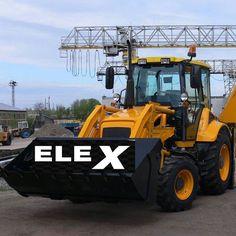 ELEX BACKHOE LOADER – Sbírky – Google+ Heavy Construction Equipment, Backhoe Loader, Made In Uk, Online Marketing, Tractors, Online Business, Google