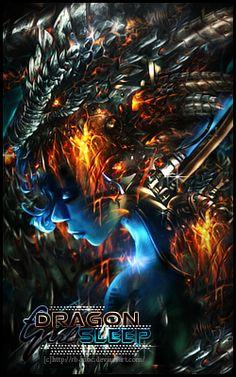 GFX Union GUAC #201 Winner Dragon-Sleep by Azathoth-N