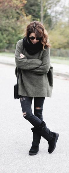 Style Guide: What to Wear With Ugg Boots That Will Keep You Stylish and Warm…