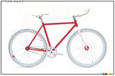 Dream bike! But with rams horn handlebars...
