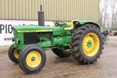 John deere 1120 type: tractor transmissie: handgeschakeld motorinhoud: 2.700 Cc aantal cilinders: 3 vermogen: 38 kw (51 pk) toepassingsgebied: landbouw btw/marge: excl. Btw let op alleen verkrijgbaar