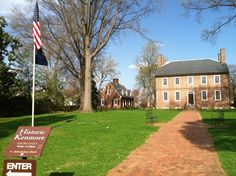 Historic Kenmore In Fredericksburg, Va. (George Washington's sister's home)