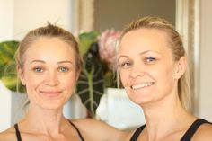 Sisters and founders of The gorgeous LifePod studio in Paddington  www.thelifepod.com.au Sisters, Yoga, Studio, Daughters, Big Sisters, Study, Yoga Sayings