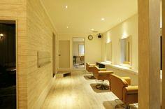 warming beauty salon ideas