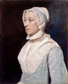 Jean-Etienne Liotard (Swiss-French artist, 1702-1789) Madame Jean-Louis Maisonnet (1721-1812) 1755