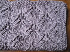 Pure Baby Blanket - Knitting Patterns and Crochet Patterns from KnitPicks.com