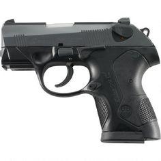 "Beretta PX4 Sub Compact Semi Automatic Pistol .40 S&W 3"" Barrel 10 Rounds Polymer Frame Black Finish JXS4F20 - 082442819747"