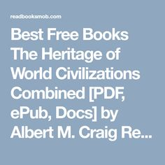 Books download traitor to the throne pdf epub by alwyn hamilton best free books the heritage of world civilizations combined pdf epub docs fandeluxe Image collections