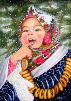 artist Natalia Morozova