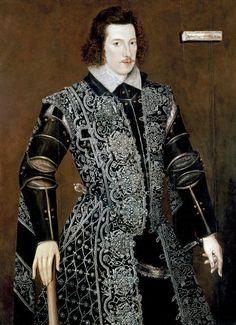 William Segar,   Robert Devereaux Earl of Essex
