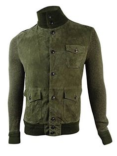 """Product review for Polo Ralph Lauren Men's Suede-Panel Cardigan Sweater (S, Olive).  Sweater features long sleeves, no lining, flap pockets, and front button closure.       Famous Words of Inspiration...""""Over grown military establishments are under any form of government inauspicious to liberty, and are to be regarded as particularly hostile to republican..."""