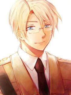 day 12: character with my favourite voice. Well, my favourite voice is from the dub, America. Idk why, but I really like his voice. I guess you could say I like Canada's too because he voices both. For the sub, though, itd probably be Italy.