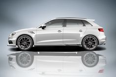ABT Sportsline 2013 #Audi A3 Sportback: saw one on the road today, it's gorgeous. Too bad I HATE  the Audi sports suspension. Might give it a go, at least for a test drive.