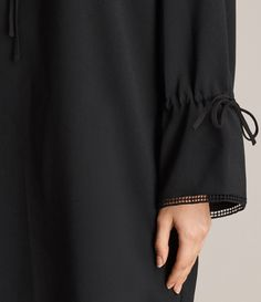 Dresses for Women Abaya Designs, Mehndi Designs, Dress Designs, Abaya Fashion, Muslim Fashion, Fashion Dresses, Casual Dresses, Black Hijab, Black Abaya