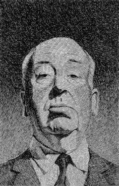 Fingerprint - Hitchcock via Nicolas Jolly