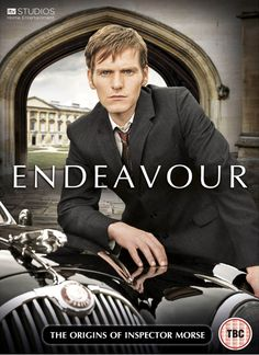 BBC Series - Endeavour Morse - How it all began for Inspector Morse - Looks Good!