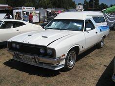 Ford Falcon Sundowner Panel Van XC (Australia)