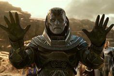 Oscar Isaac as En Sabah Nur/Apocalypse in X-Men: Apocalypse (2016)