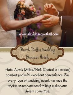 Get best deal for banquet and wedding hotel in Dallas TX while looking for Conference corporate event venues. Book Meeting or Wedding Hall in North Dallas Park Central that provides unmatched elegance. Hotel Wedding, Wedding Events, Hotel Website Design, Dallas Wedding, Event Venues, Central Park, Banquet, Corporate Events, Conference