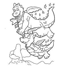 Top 25 Free Printable Dragon Tales Coloring Pages Online | Dragon ...