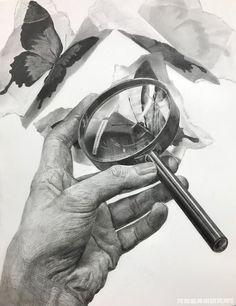 Drawing Sketches, Pencil Drawings, Art Drawings, Still Life Drawing, Acrylic Pouring Art, Hand Art, Technical Drawing, Sketch Design, Drawing Techniques