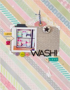 washi background!