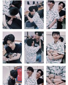 Off gun Beautiful Couple, Beautiful Love, Theory Of Love, Lgbt Love, Love Gun, Gay Couple, Cute Couples, Hug, Thai Drama