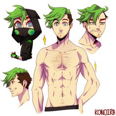 Jack Doodles by Konoira on DeviantArt He looks great! Now I wish I was his age....
