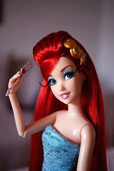 Disney Designer Collection Ariel and a dinglehopper - Disnerd dreams