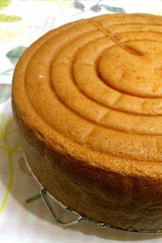 Foolproof Fluffy Genoise Sponge Cake