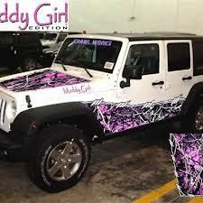 I really want a matching gun purse and jeep. Wow so cool. Please keep putting muddy girl on everything.