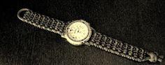Stormdrane's Blog: A Solomon Ladder paracord watchband/bracelet...