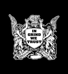 "Obscene Extreme ""In Grind We Trust"" (Trutnov Grind Fest, Czech Republic) Old Logo, Good Music, Heavy Metal, Rock And Roll, Darth Vader, Scene, Logos, Czech Republic, Badass"