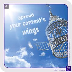 When you create great quality content, which generates traffic and keeps people engaged, it grows wings and flies! The more great quality content you publish, the greater following you will generate and the more your content will be shared.  For more tips, download our latest eBook, 'Content Creation Understood': http://3h.ca/content-creation-understood/