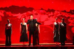 First rehearsal Montenegro - Knez