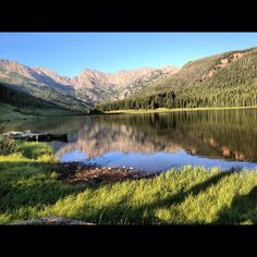 Piney River Ranch, Vail Colorado. One of the greatest places to visit in the summer! #VailValley #Colorado #Summer