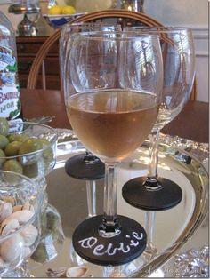 wine glasses!