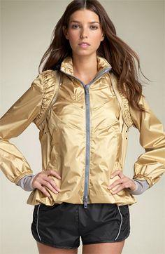 adidas by Stella McCartney Gold Running Jacket | Nordstrom