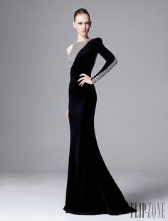 Zuhair Murad - Prêt-à-porter - Pre-Outono 2014 - http://pt.flip-zone.com/fashion/ready-to-wear/fashion-houses-42/zuhair-murad-4498