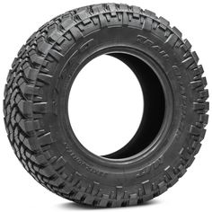 The Nitto Trail Grappler Tire does not sacrifice performance for comfort. Even though this highly capable mud terrain tire is at home off-road, Nitto engineered the rugged tread pattern to reduce road noise and provide a smooth on-road ride. 4x4 Tires, Wheels And Tires, Jeep Wheels, Jeep Cherokee Trailhawk, Nitto Ridge Grappler, Japan Package, Wheel And Tire Packages, Tyre Fitting, Aftermarket Wheels