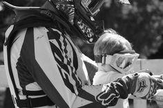 Motocross daddy