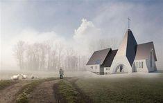 Самарские архитекторы получили дипломы конкурса на проект православного храма - Волга Ньюс