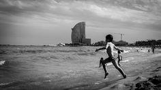 Playa Barcelona Beach, Best Cities, City, Boys, Photography, Beach, Baby Boys, Photograph, Fotografie