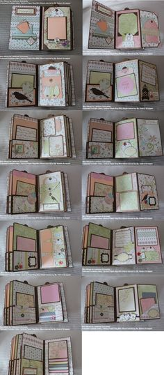 Scrapbooks have become one of the people's most favourite gifts. Though it is not as expensive as any other luxurious gifts, people will remember the effort in making a scrapbook and the uniqueness of a scrapbook since it is a… Continue Reading → 8x8 Scrapbook Layouts, Mini Album Scrapbook, Scrapbook Paper, Christmas Mini Albums, Christmas Minis, Pochette Photo, Mini Albums Photo, Album Photo, Mini Album Tutorial