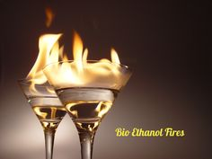 Decide whether you want the fireplace primarily for heating or ambience. Like with any open fire, #bio #ethanol #fireplaces are a safety hazard for young children....