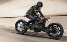Hosqvarna Concept by Kiska Design #motorcyclesdesign #diseñodemotos | caferacerpasion.com