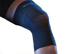 Vantelin Supports  Support with built-in kinesiology taping structure. Vantelin full product line.