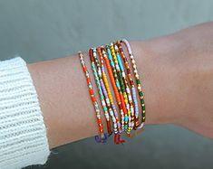 Diy friendship bracelets patterns: Jenia Baroque Pearl Leather Wrap Around Bracelet Multi Strand Boho Bracelets Magnetic Cuff Bracelets Bohemian Jewelry for Women, Teens Girl, Daughter. bracelets to make. Bracelet Crafts, Seed Bead Bracelets, Seed Bead Jewelry, Cute Jewelry, Diy Jewelry, Beaded Jewelry, Jewelry Accessories, Jewelry Making, Stone Jewelry