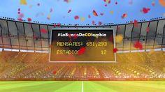#LoBuenoDeColombia  Campaña de la marca país.